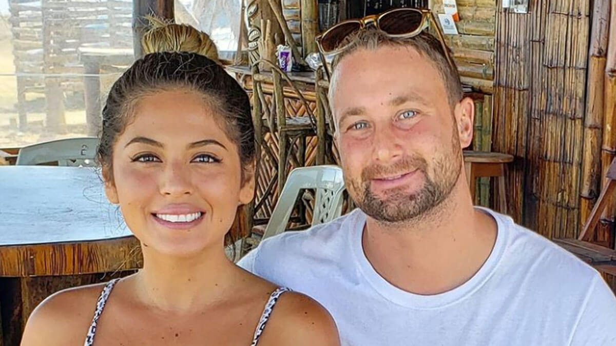 90 Day Fiance: Evelin Villegas - Corey Rathgeber