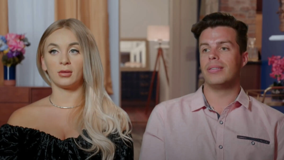 90 Day Fiance: Yara Zaya and Jovi Dufren