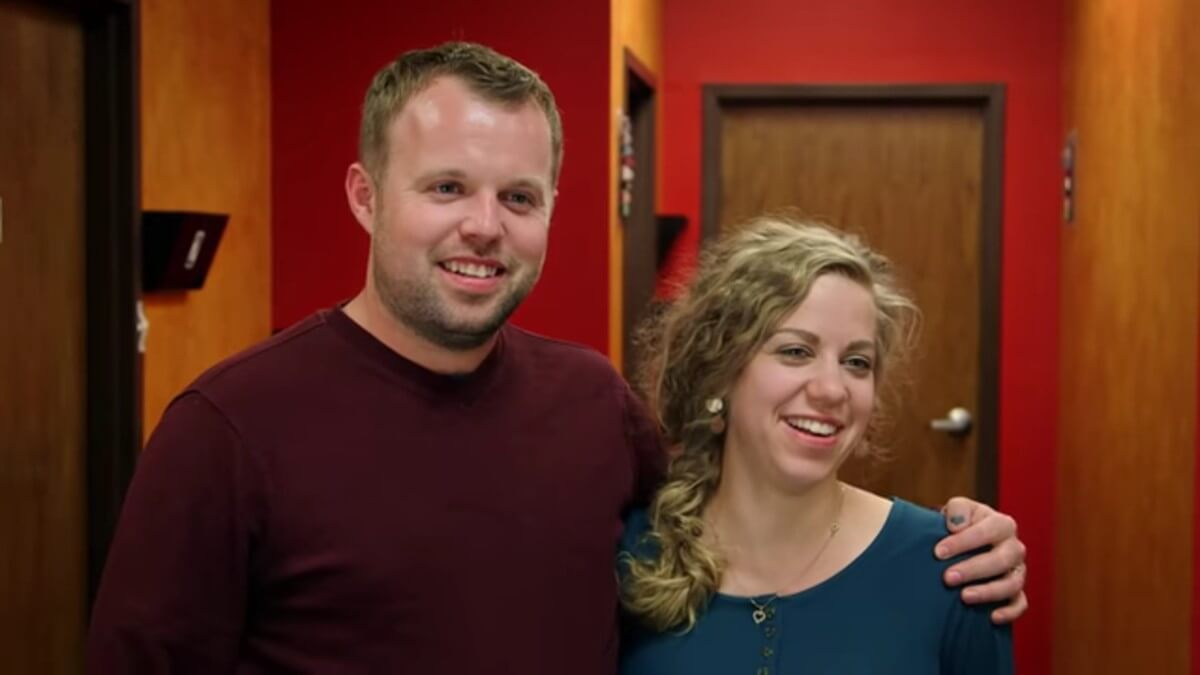 Abbie Grace Burnett and John-David Duggar.