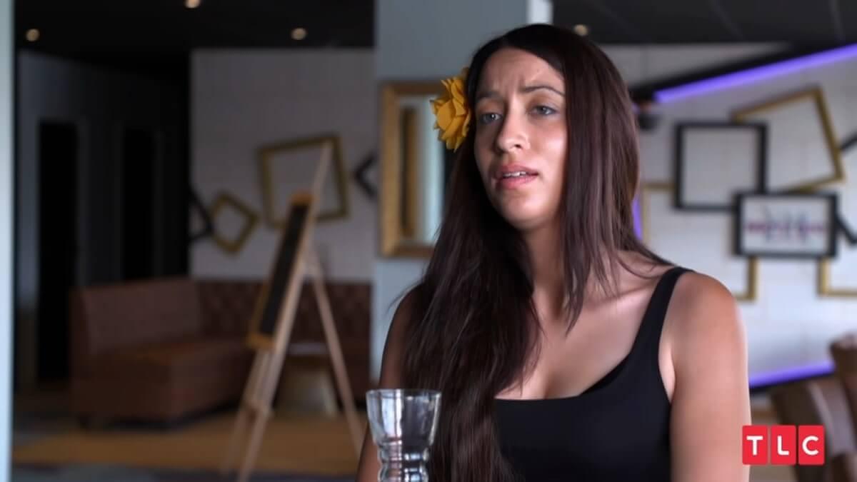 90 Day Fiance star Amira Lollysa.