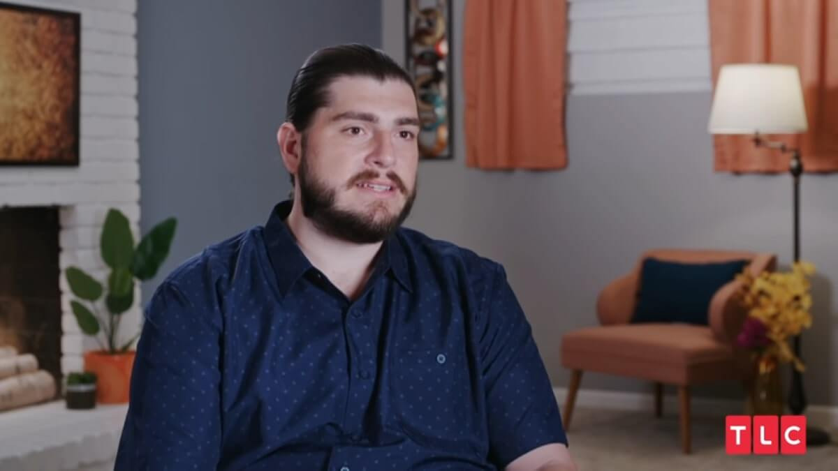 90 Day Fiance personality Andrew Kenton.