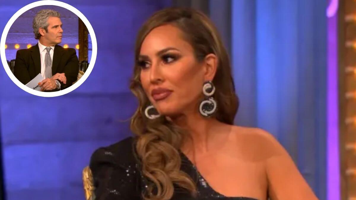 RHOC star Kelly Dood explains Andy Cohen 'Anti-American' jab.