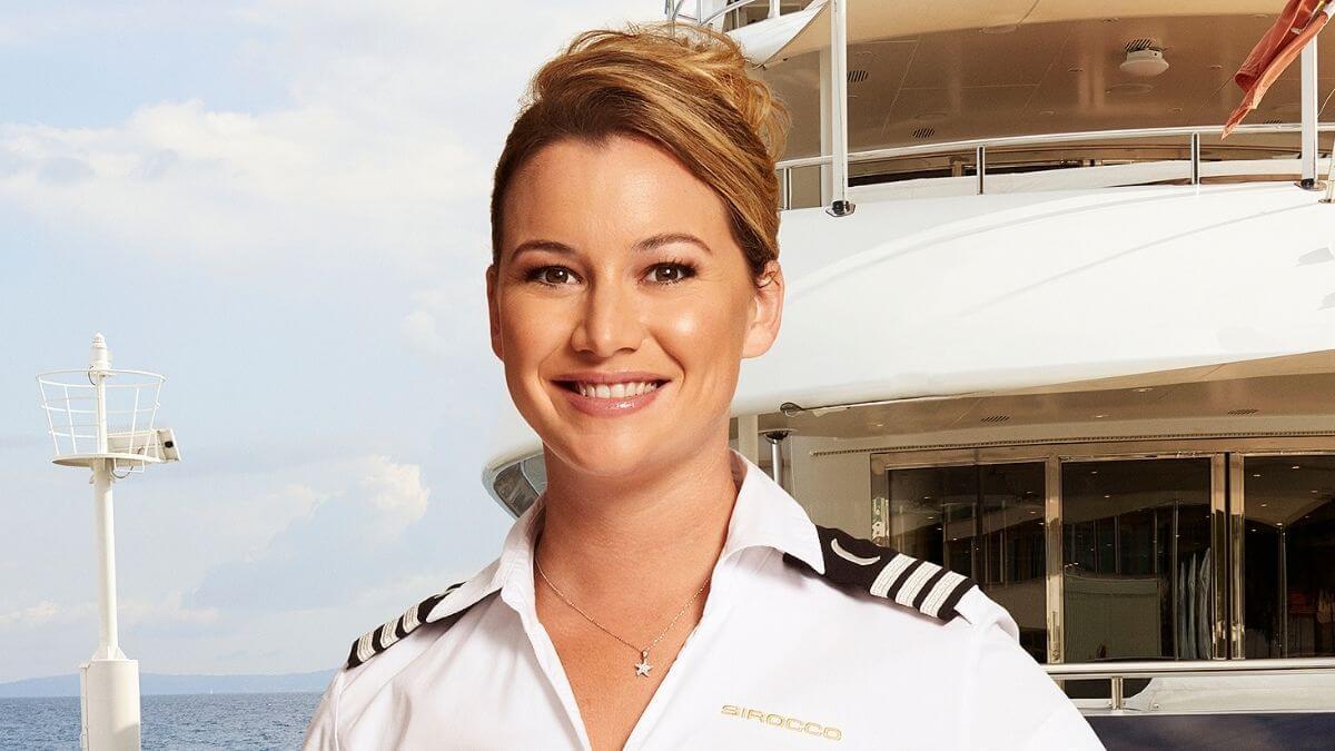 Hannah Ferrier spills how much a chief stew makes on Below Deck Mediterranean.