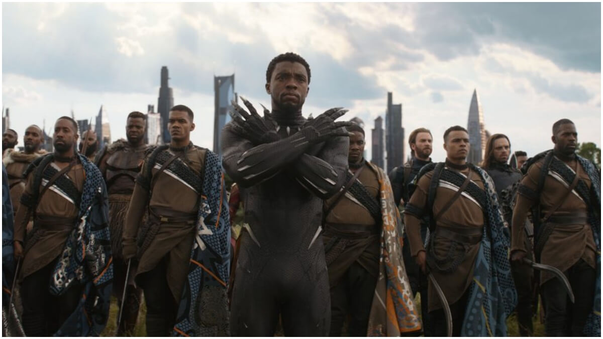 Black Panther star talks not recasting after Chadwick Boseman death