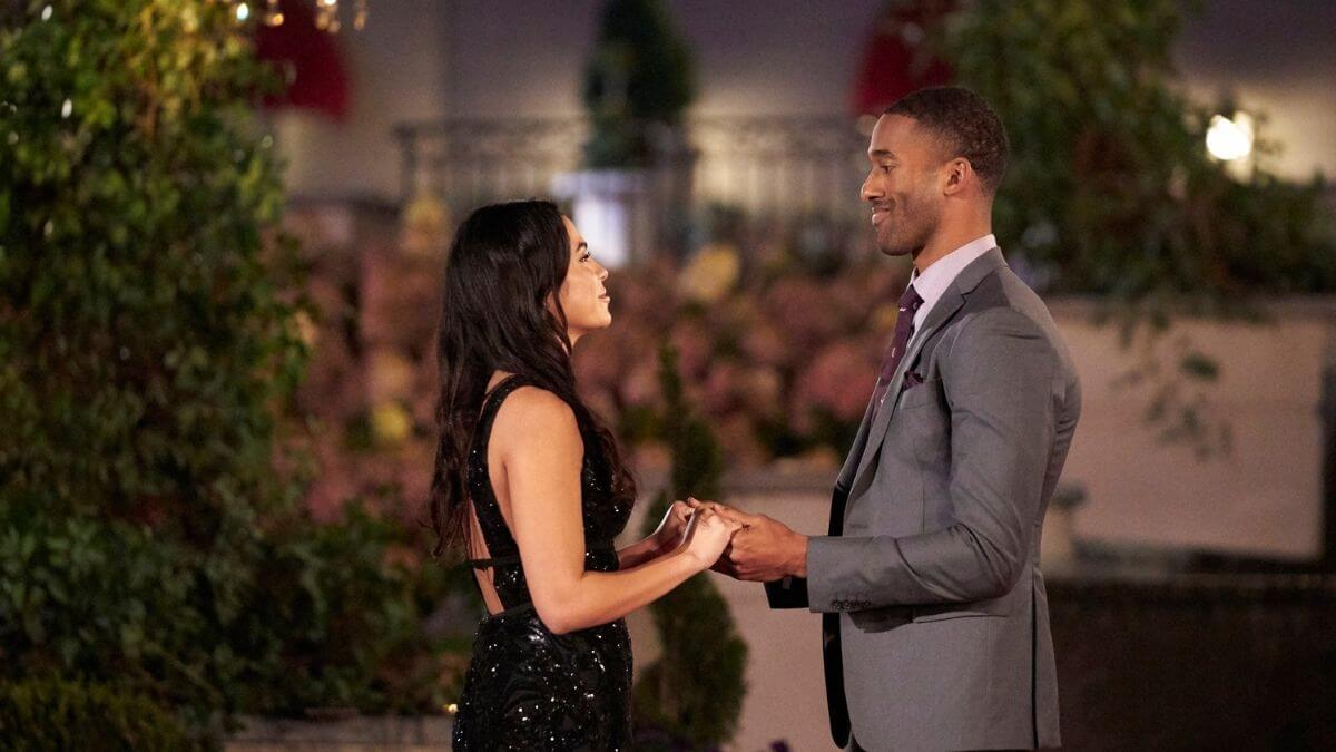 Brittany on The Bachelor