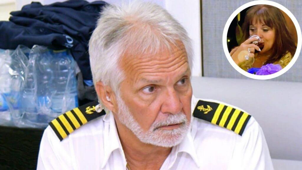Captain Lee reveals why ;et drunk Dolores' friends stay on Below Deck.