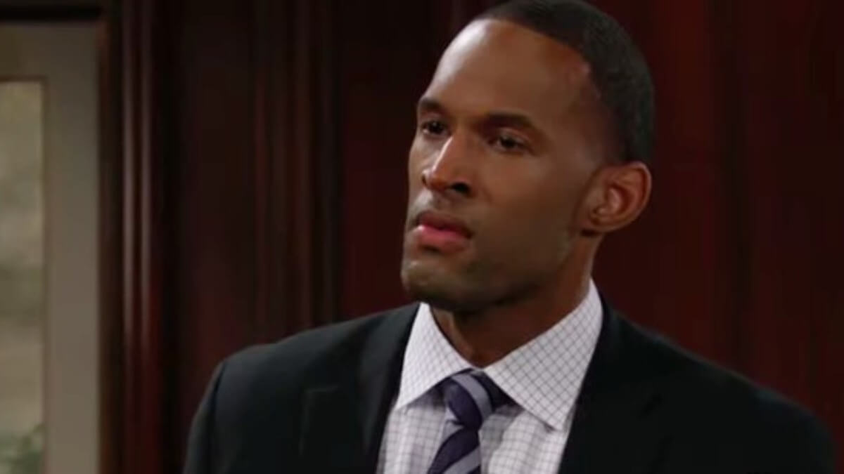 Carter wants answers on The Bold and the Beautiful.