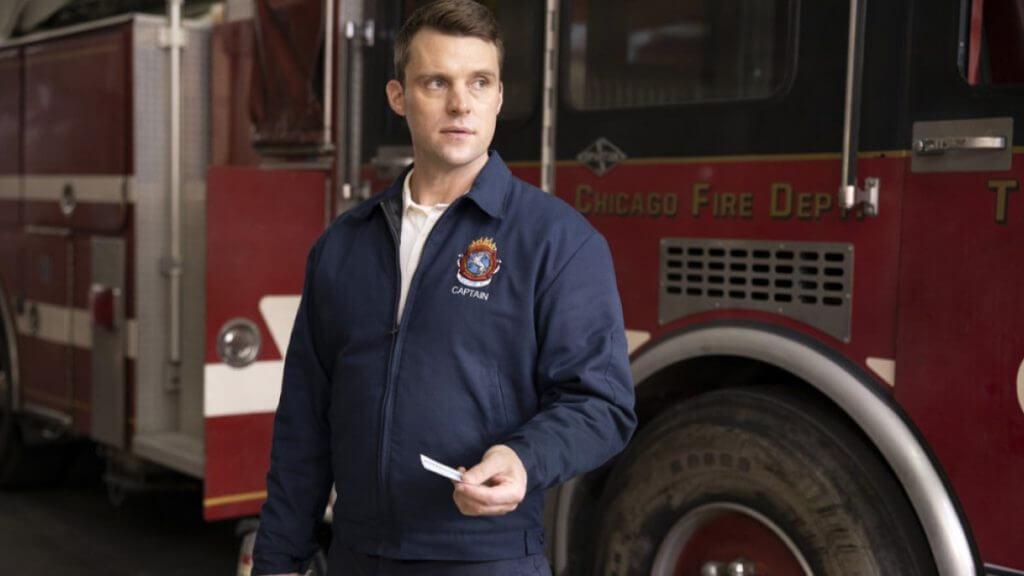 Casey Chicago Fire Cast
