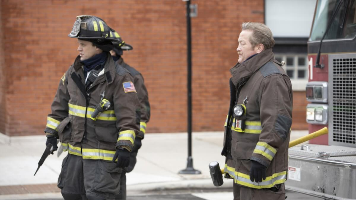 Chicago Fire S9E4