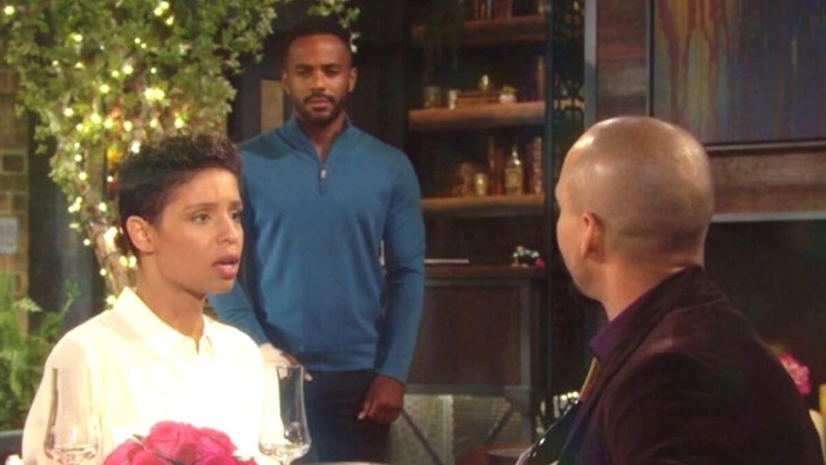 The Young and the Restless spoilers tease the fallout of Devon and Elena's tryst.