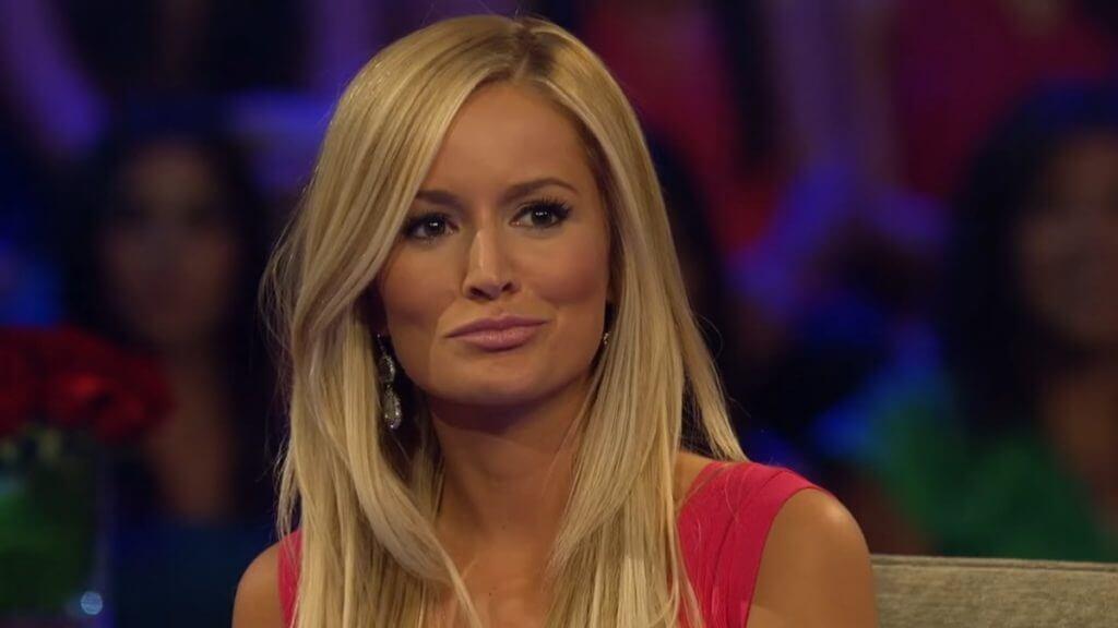 Emily Maynard on The Bachelorette