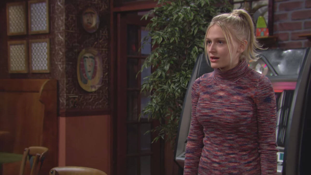The Young and the Restless spoilers tease Faith loses it on Adam.