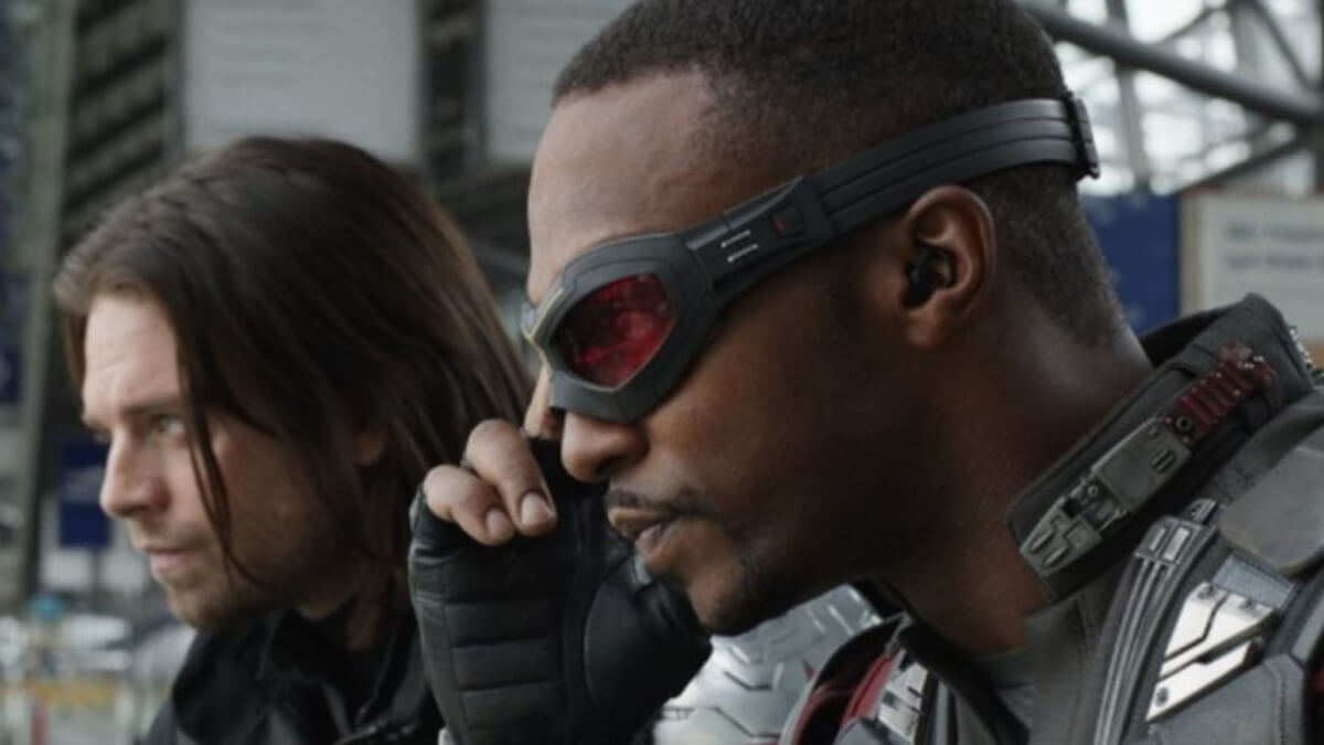 The Falcon and the Winter Soldier on Disney+