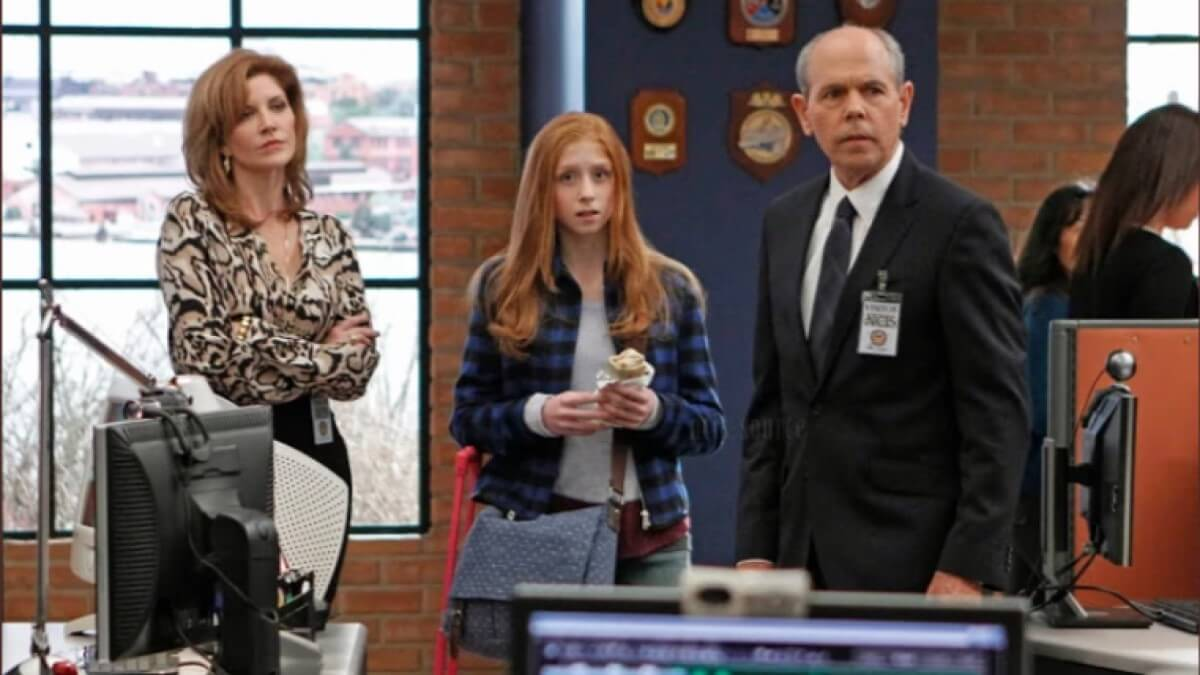 Fornell Family NCIS