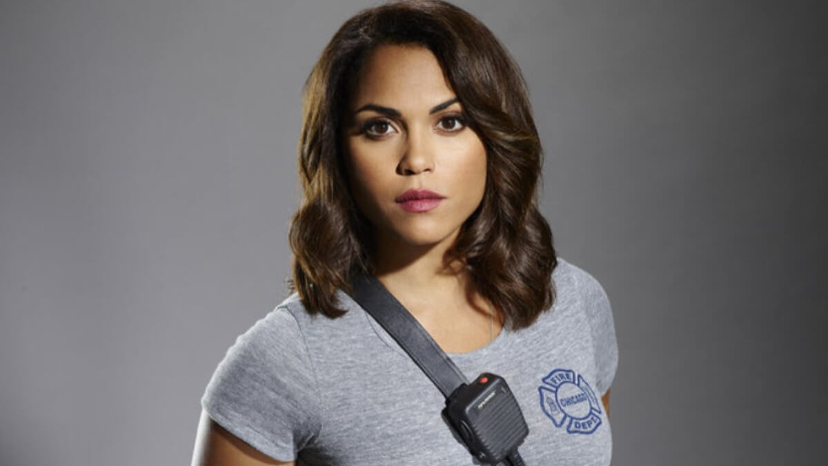Gabby Dawson Chicago Fire