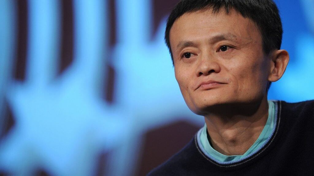 Chinese tech billionaire Jack Ma
