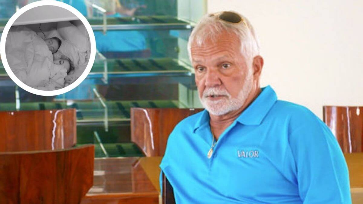Below Deck's Captain Lee dishes Elizabeth Frankini and James Hough romance