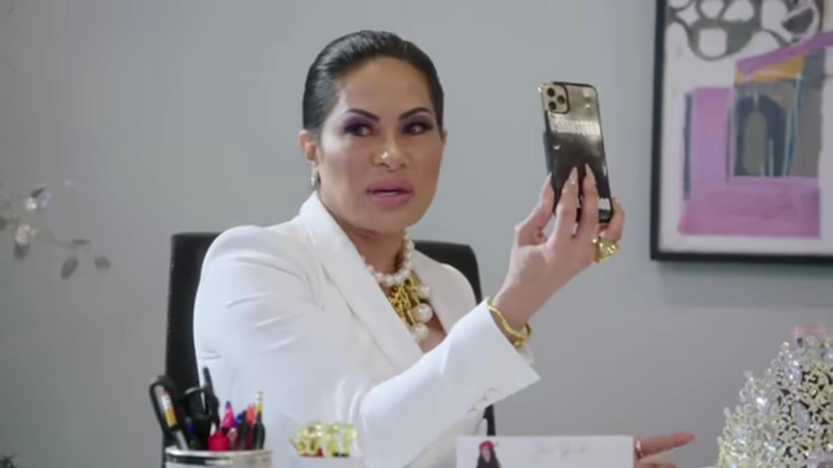 Jen Shah on RHOSLC.