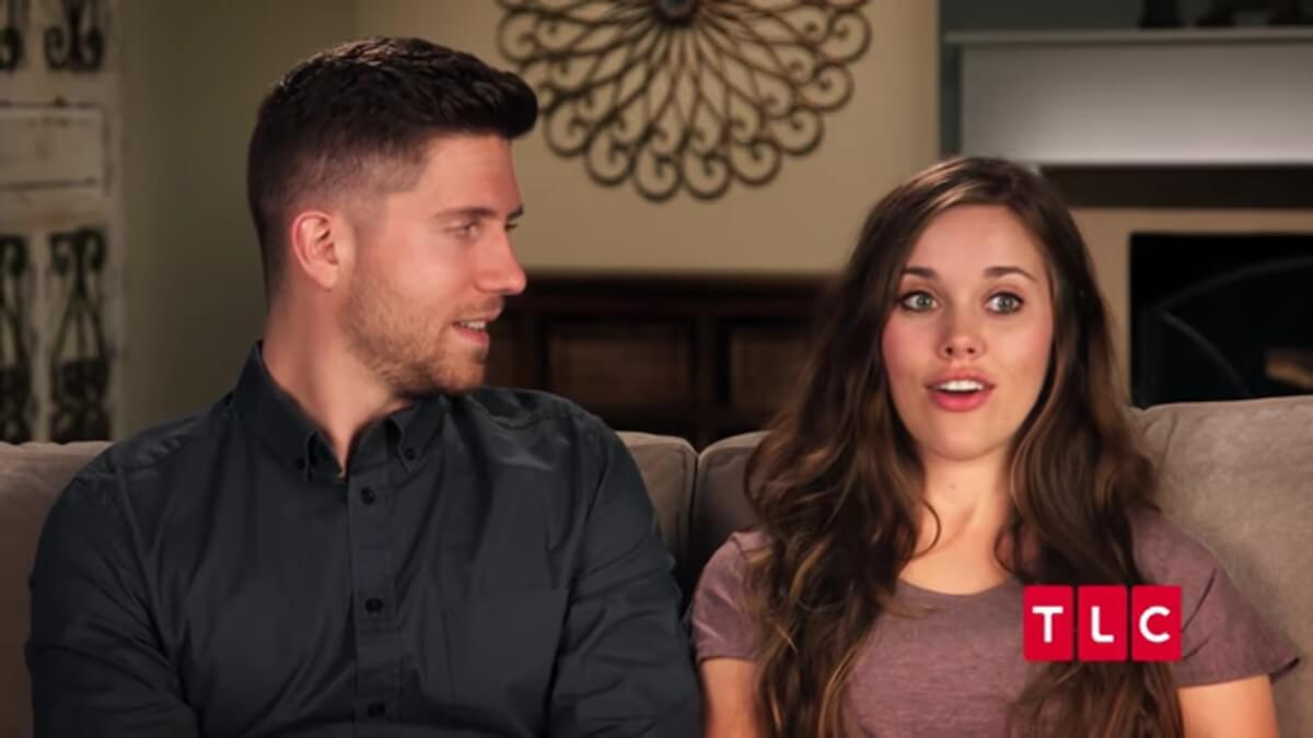 Ben and Jessa on Counting On