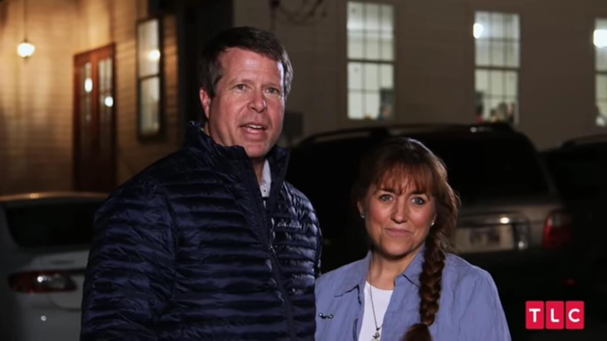 Jim Bob and Michelle Duggar on Counting On.
