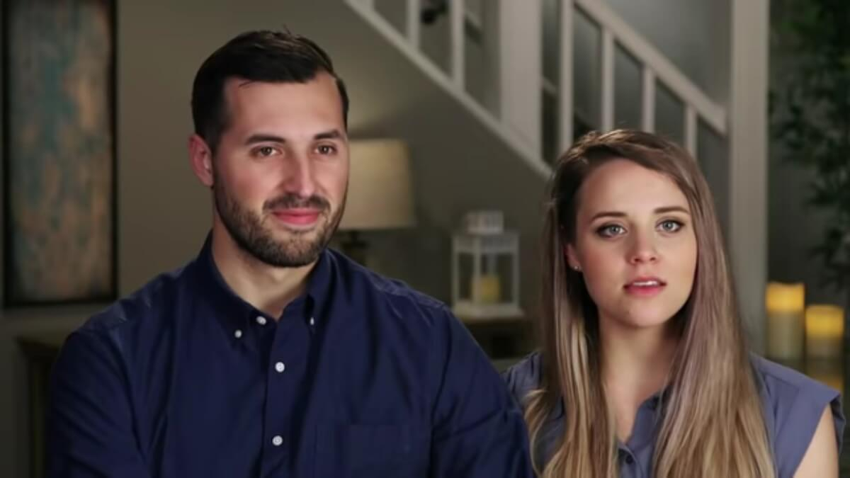Jeremy Vuolo and Jinger Duggar on Counting On.