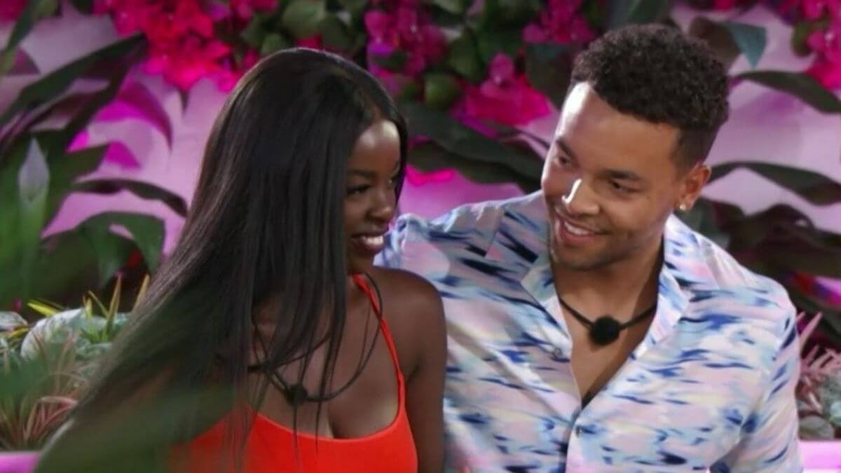 Love Island winner Caleb Corprew received death threats after Justine Ndiba split.