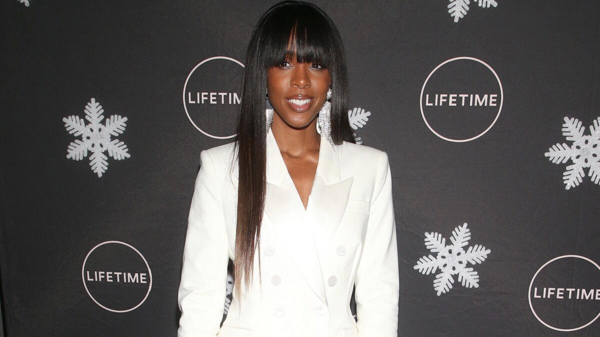 Singer Kelly Rowland