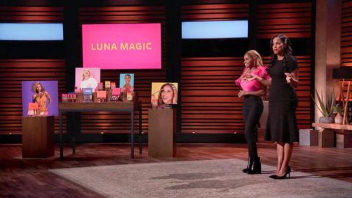 Luna Magic Shark Tank