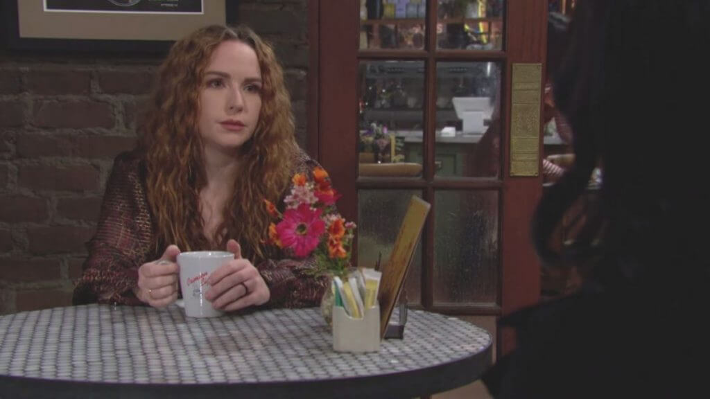 The Young and the Restless spoilers tease Mariah stuns Tessa.