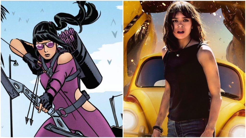 Marvel's new Hawkeye