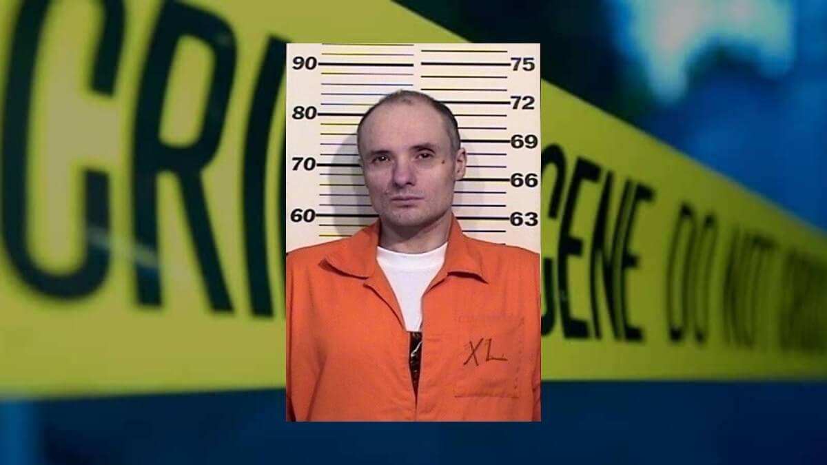Mugshot of Mihail Petrov