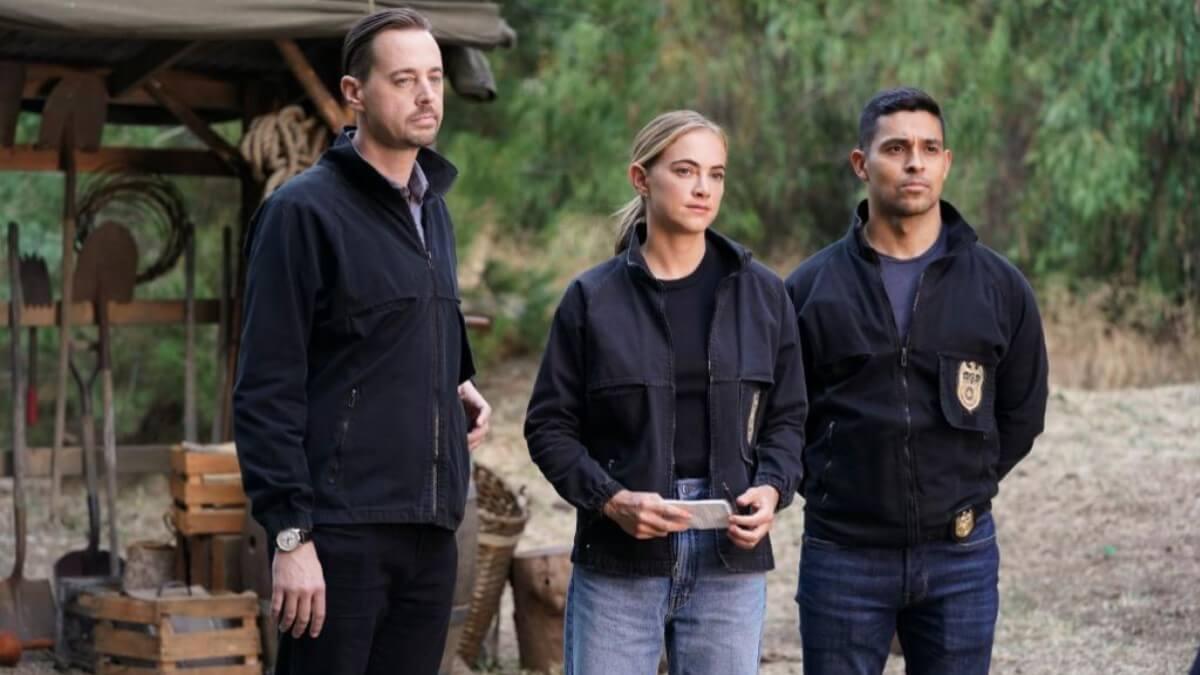 NCIS Cast Co-Stars