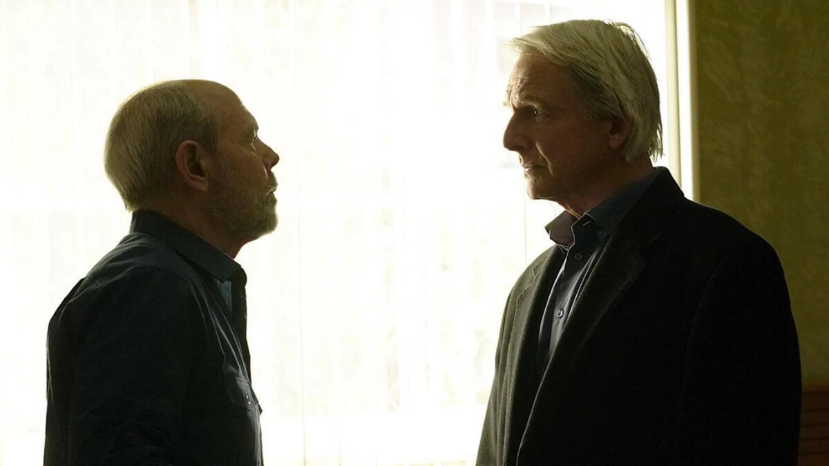 NCIS - Gibbs and Fornell