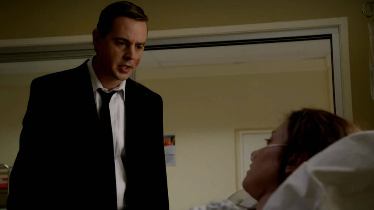 NCIS - McGee and Delilah