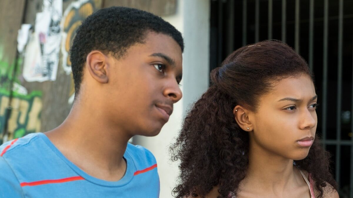 Characters from On My Block