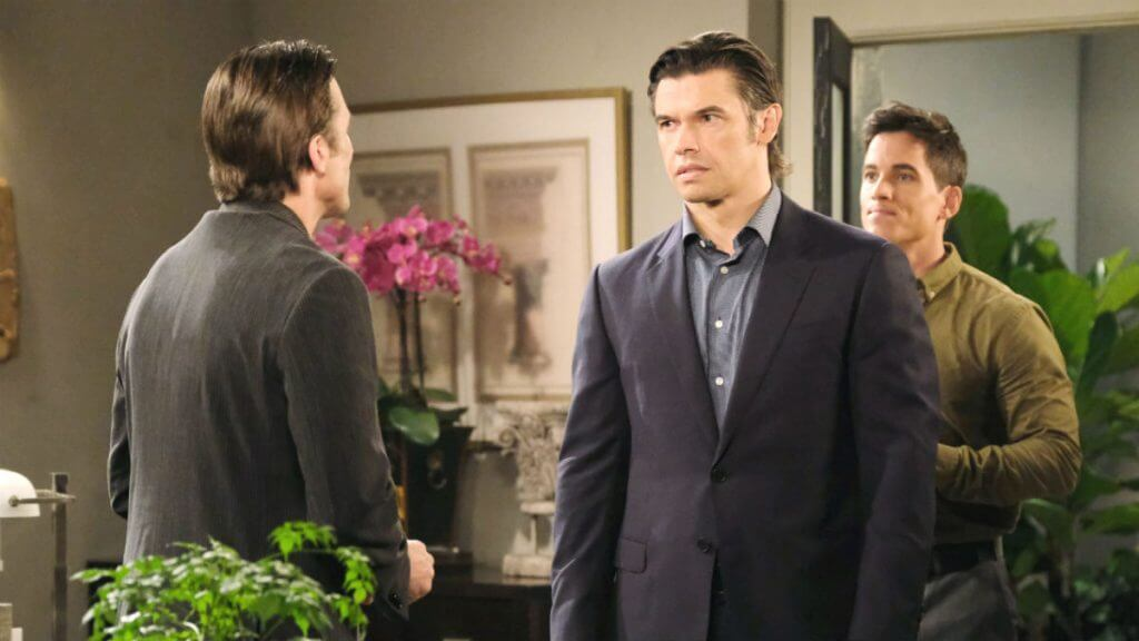 Days of our Lives spoilers tease Xander gets the goods on Philip.