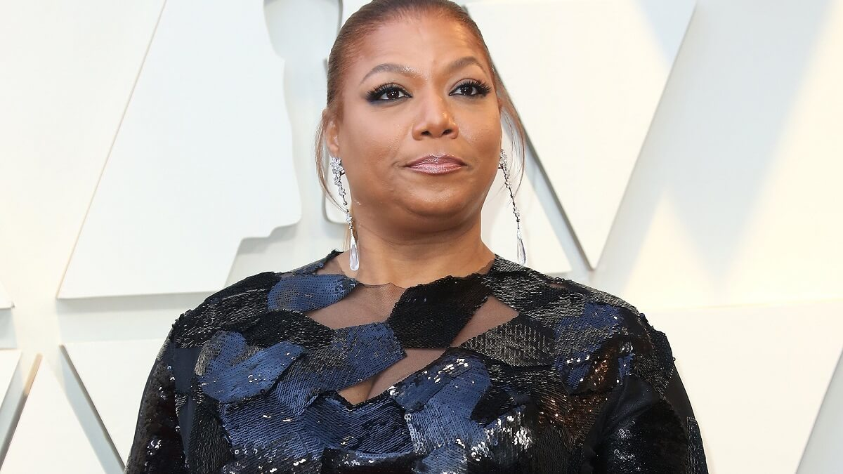 Hip-hop artist Queen Latifah