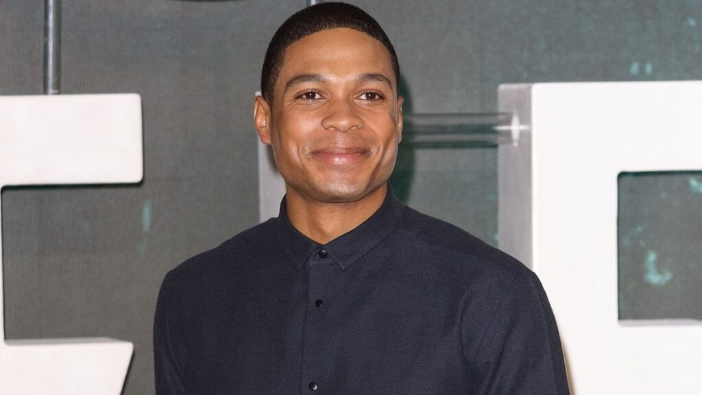 Cyborg actor Ray Fisher