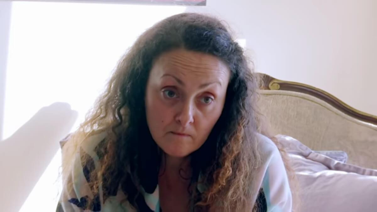 Roxanne on Teen Mom 2.