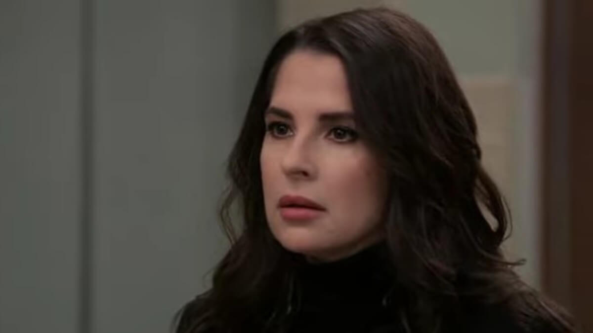 Kelly Monaco as Sam on General Hospital.