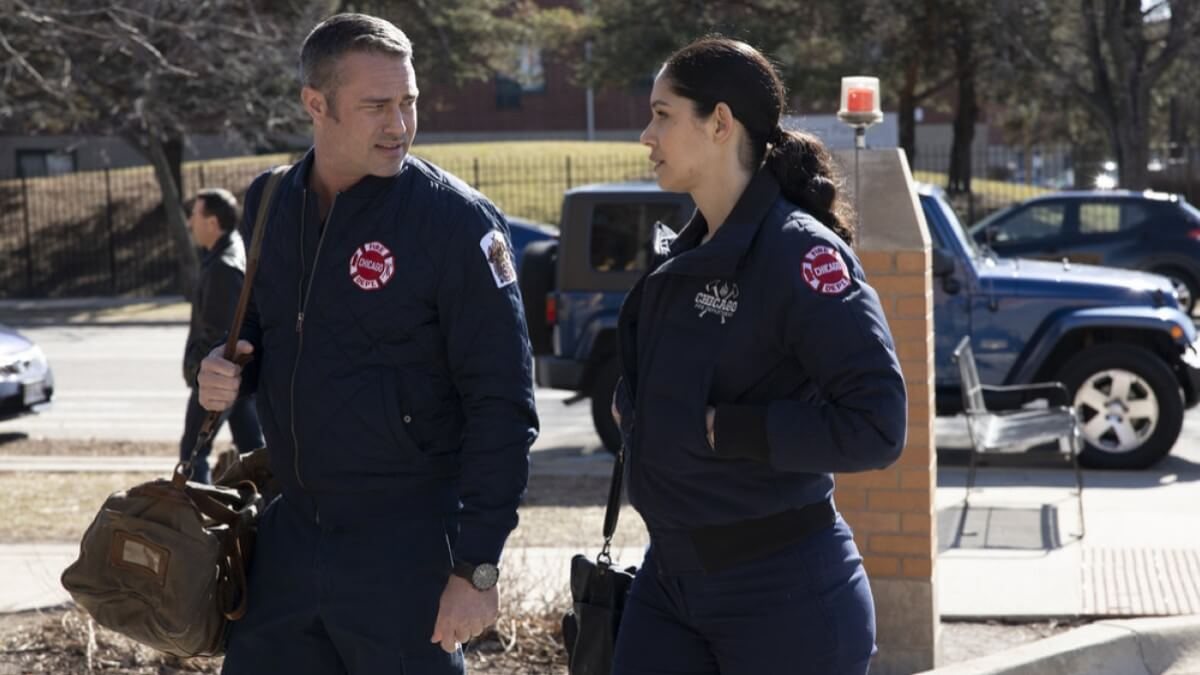 Severide And Kidd Chicago Fire
