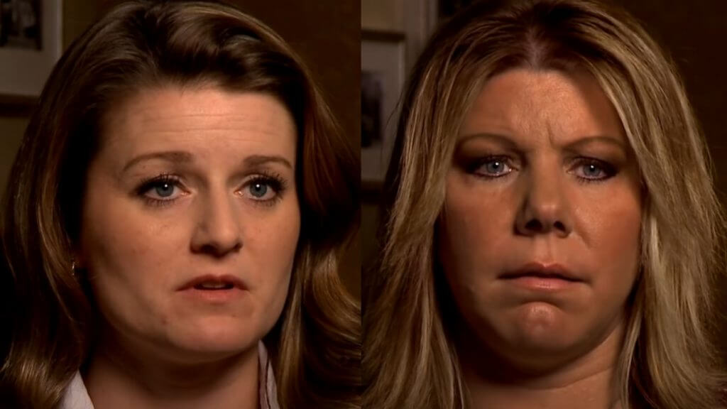 Sister Wives: Robyn Brown - Meri Brown