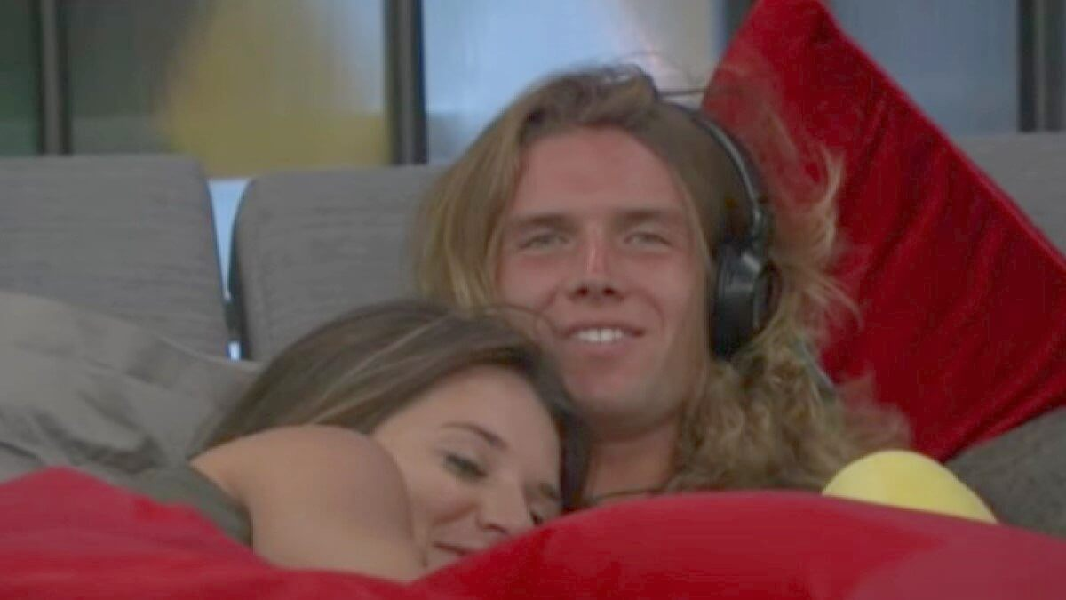 Tyler Crispen and Angela Rummans BB20