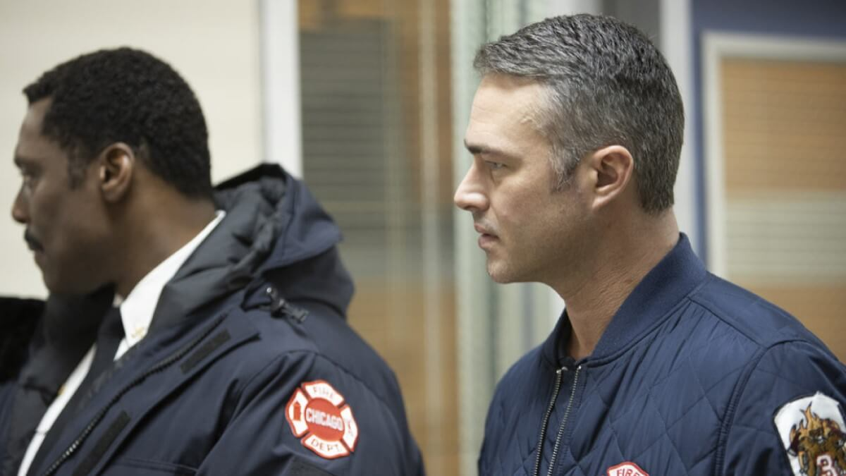 Taylor Kinney Chicago Fire Season 9