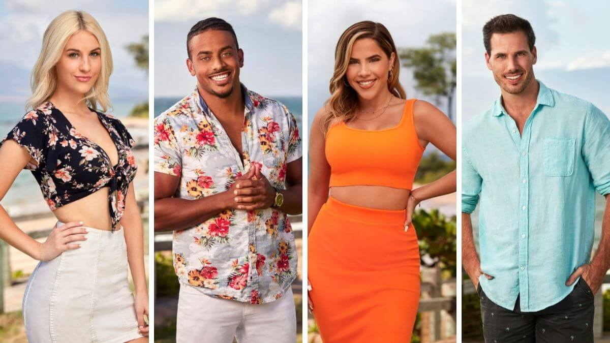 Meet the Temptation Island Season 3 singles.