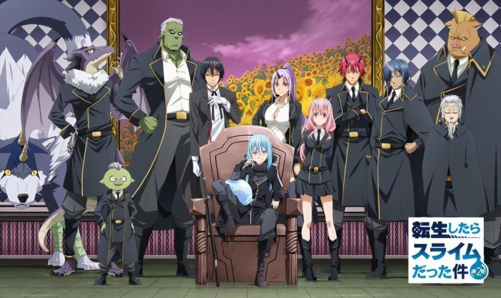 TenSura Season 2 Anime