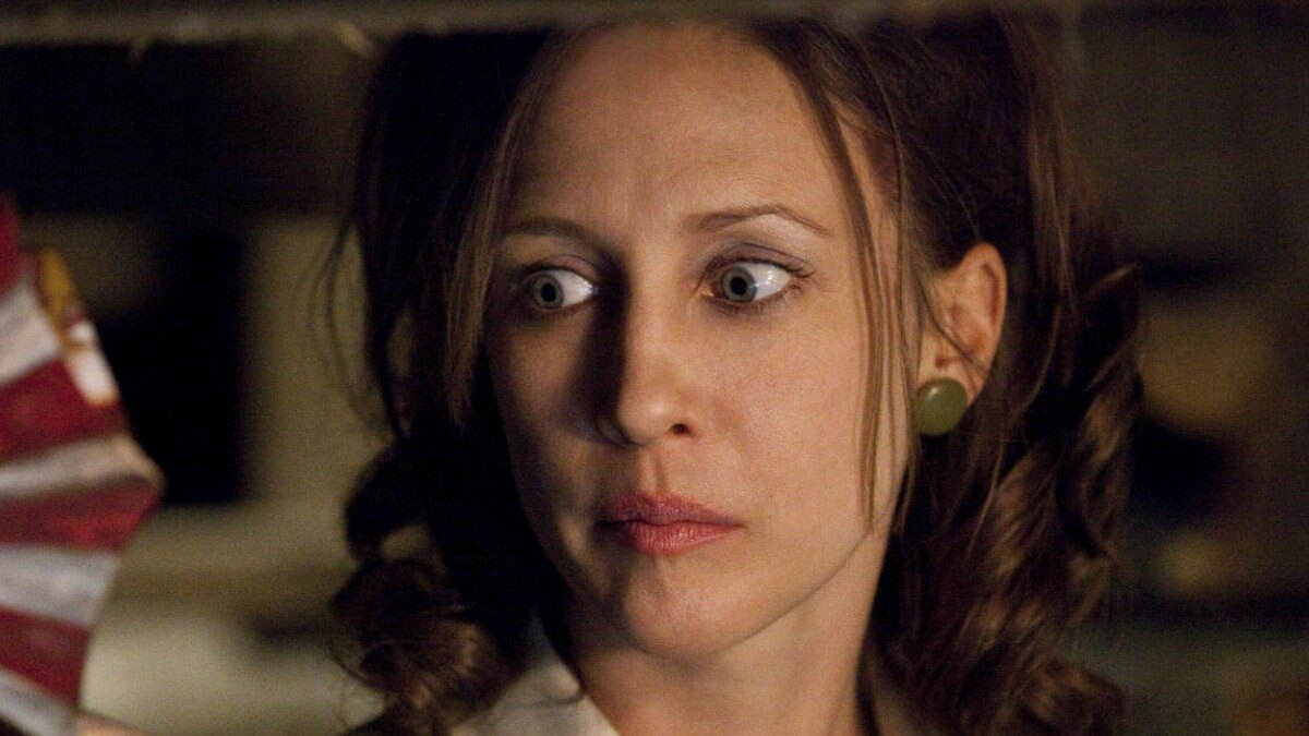 Image of Vera Farmiga in The Conjuring.