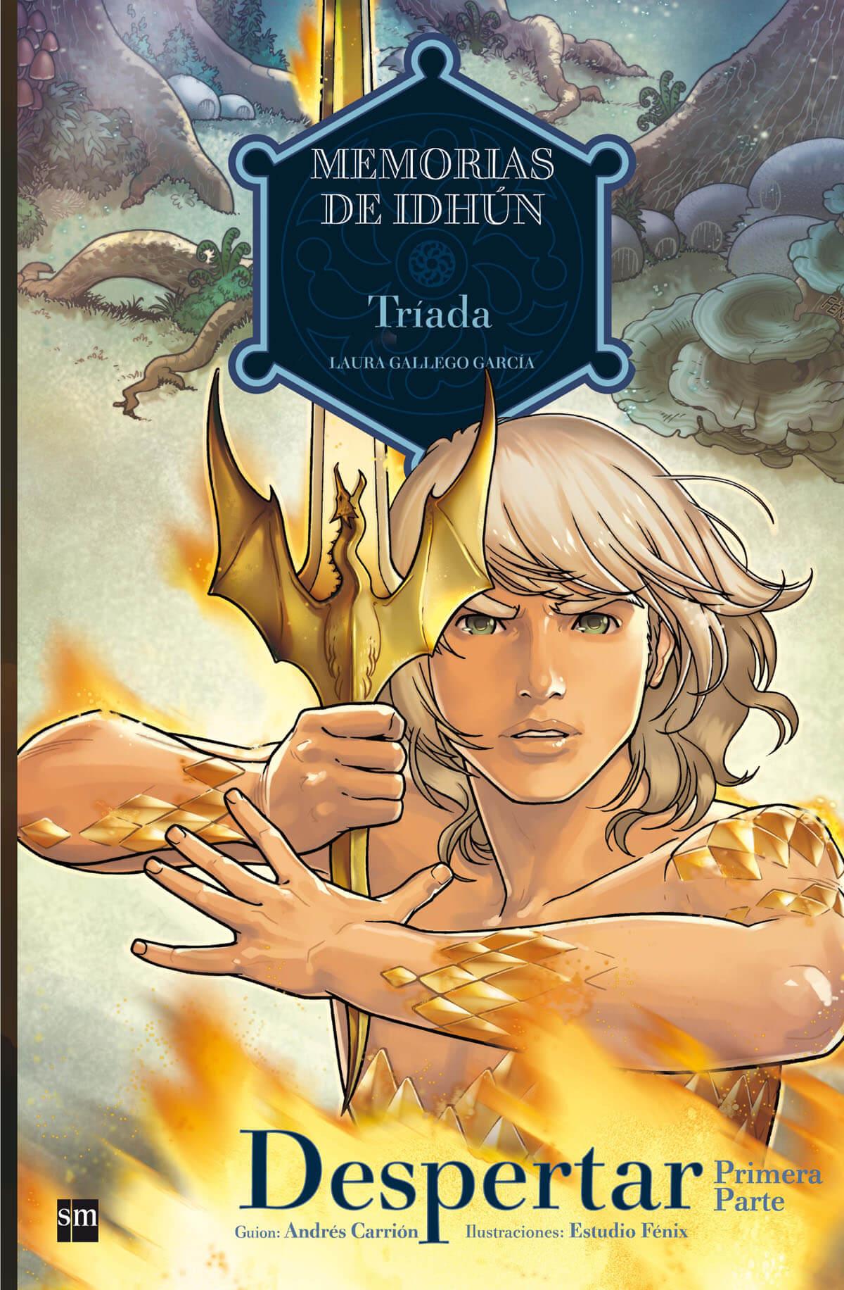 Memorias de Idhun: Triada Volume 5 Manga