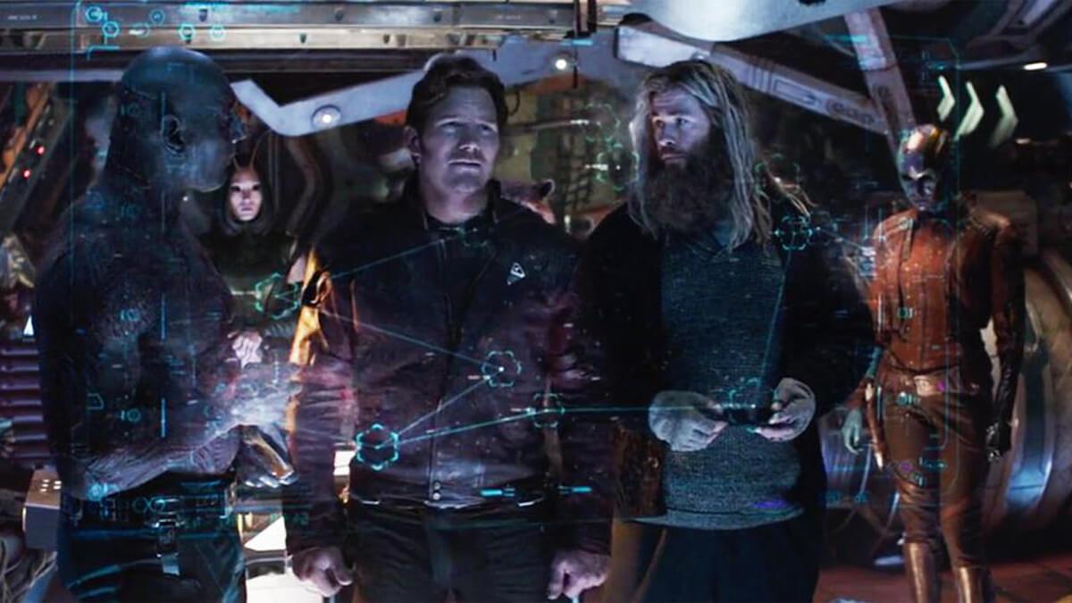 Guardians of the Galaxy actors
