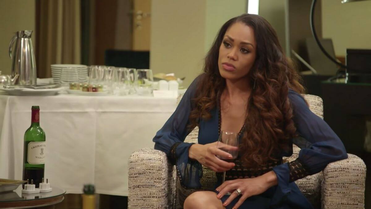 RHOP star Monique Samuels is getting support from fans after leaving RHOP